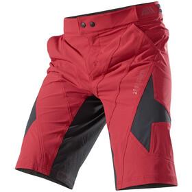 Zimtstern Tauruz Evo Pantaloncini Uomo, rosso